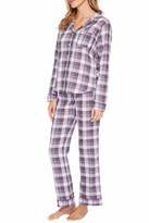 UGG Cotton Plaid Pajamas