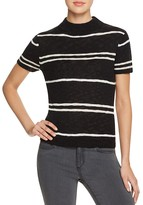 Knot Sisters Coastal Stripe Sweater