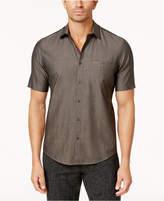 Alfani Men's Micro-Geometric Shirt, Created for Macy's