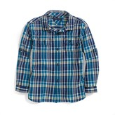 Tommy Hilfiger Final Sale- Tonal Plaid Shirt