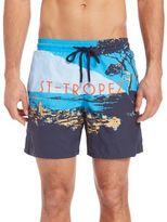 Vilebrequin Moorea St. Tropez Swim Trunks