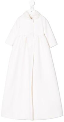 Dolce & Gabbana Kids Lace Detail Ceremony Coat