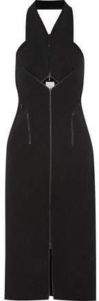 Dion Lee Halterneck Crepe Dress