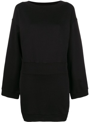 Faith Connexion Mini Sweatshirt Dress