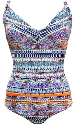 Sunseeker Ethnic Plus Cup Swimsuit