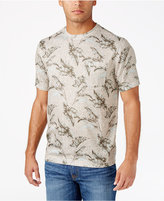 Tasso Elba Men's Printed T-Shirt, Only at Macy's