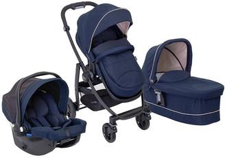 Graco Evo Trio (With Snugessentials Isize Infant Car Seat)