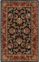Surya A108-811 Black Ancient Treasures Collection Rug - 8 x 11 Feet