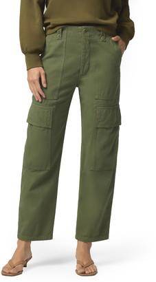 Citizens of Humanity Zadie High Waist Crop Surplus Pants