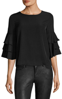 Lucca Couture Sonya Tiered Top