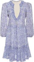 Lorelei Alix Of Bohemia Alix of Bohemia Printed Cotton-Chiffon Dress