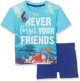 Disney Boy's Shortama Pyjama Sets