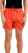 "HUGO BOSS Lobster"" Men's Swim Board Shorts"