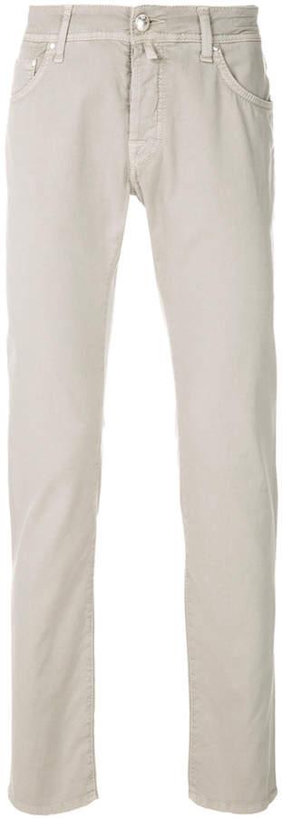 Jacob Cohen skinny trousers
