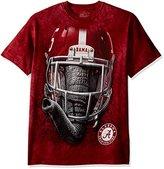 The Mountain Men's U of Alabama Bama Warrior Mascot Adult T-Shirt