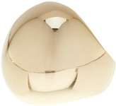 Ariella Collection Round Metal Ring