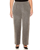 Alfred Dunner Pull-On Print Pants - Plus