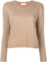 Allude glitter sweater