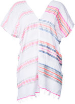 Lemlem striped top - women - Cotton/Acrylic - M