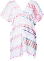 Lemlem striped top - women - Cotton/Acrylic - XS