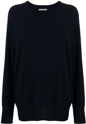 Chinti and Parker Slouchy Cashmere Jumper