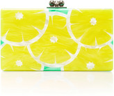 Edie Parker M'O Exclusive Jean Slices Clutch