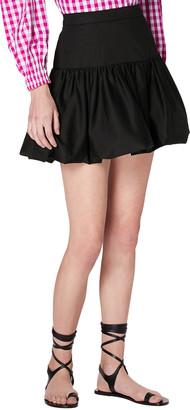 Derek Lam 10 Crosby Kami Bubble Mini Skirt