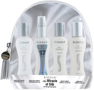 BioSilk The Miracle of Silk On-the-Go Styling Kit