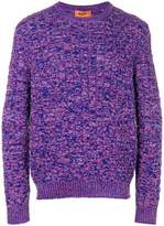 Missoni cable knit jumper