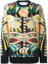 Givenchy 'Crazy Cleopatra' print sweatshirt