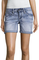 Hydraulic 5 Denim Shorts-Juniors