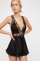 Betty Romper by Intimately at Free People