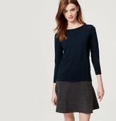 LOFT Signature 3/4 Sleeve Sweater