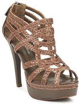 Stephane Kelian LOULOU women's Sandals in Brown