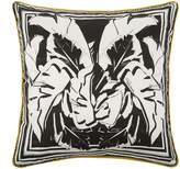 Roberto Cavalli Foglie Kaft Silk Bed Cushion