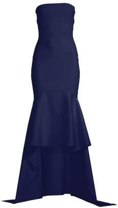 SOLACE London Kerama Strapless Mermaid Gown
