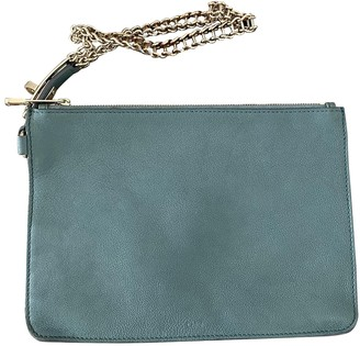 Chloé Green Leather Purses, wallets & cases