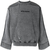 Kokon To Zai inside-out sweatshirt