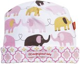 Magnificent Baby Reversible Hat - Girl's Elephant/Marrakesh-O/S