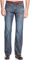Alfani Men's Big and Tall Boot-Cut Kellen Jeans
