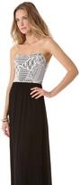 Ella Moss Lily Strapless Maxi Dress