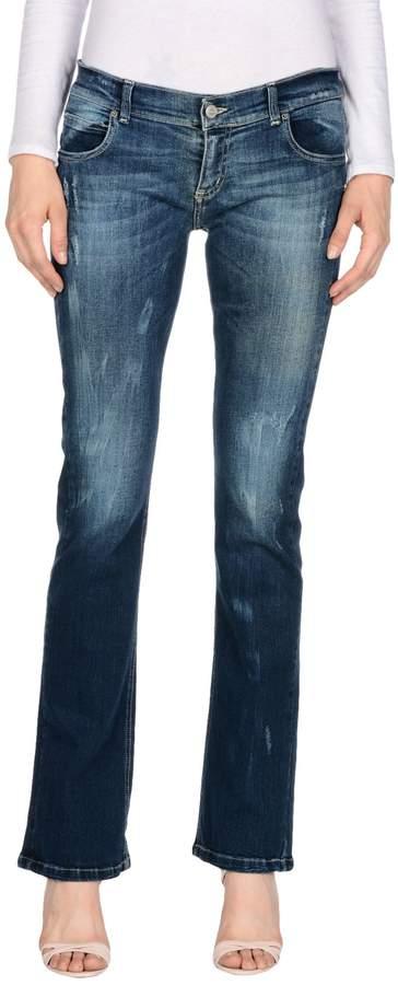 Eco Denim pants - Item 42525787
