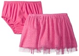 Mud Pie Pink Mesh Skirt and Bloomers Girl's Clothing