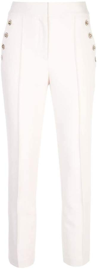 167568a1da10 Veronica Beard White Women's Pants - ShopStyle