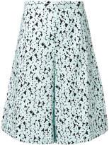 Marni floral culottes