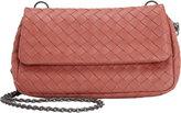 Bottega Veneta Intrecciato Mini Messenger Bag
