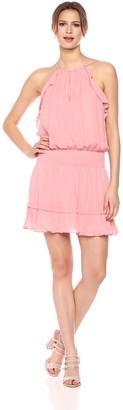 Parker Women's Williame Sleeveless Mini Silk Dress