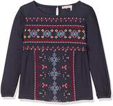 Fat Face Girl's Embroidered Blouse,6-7 Years