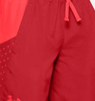 Under Armour Boys' UA X-Level Woven Shorts