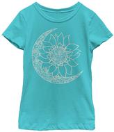 Fifth Sun Tahiti Blue Sun in My Moon Tee - Toddler & Girls
